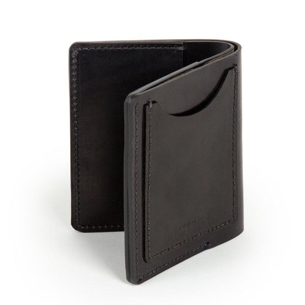 Cordovan Leather Wallet #goods #men #wallet #leather #owenandfred $196