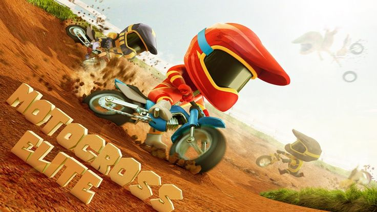 Motocross Elite - iPhone/iPod Touch/iPad - HD Gameplay Trailer