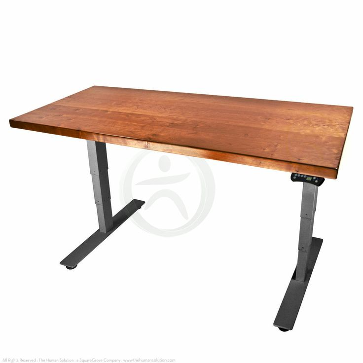 the uplift 900 solid wood sit stand desk design your own offers a one - Ergonomic Desk Design