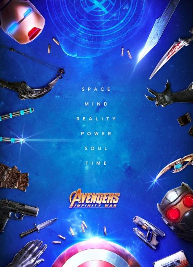 Avengers Infinity War Movie Poster 2018 Featuring All Avengers, Guardians of the Galaxy and List of Infinity Stones, Check Out The Avengers Infinity War Movie Trailer Breakdown and Missed Details - DigitalEntertainmentReview.com