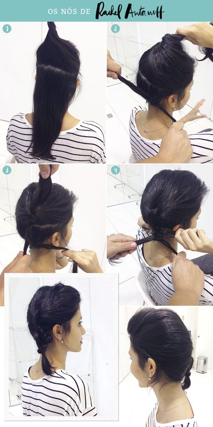 Cabelo de Modelo: Como fazer penteados da NYFW em casa (tutorial em fotos!)