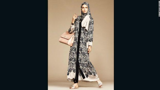 Dolce & Gabbana presentan línea de hiyabs y abayas - Lifestyle - CNNExpansion.com