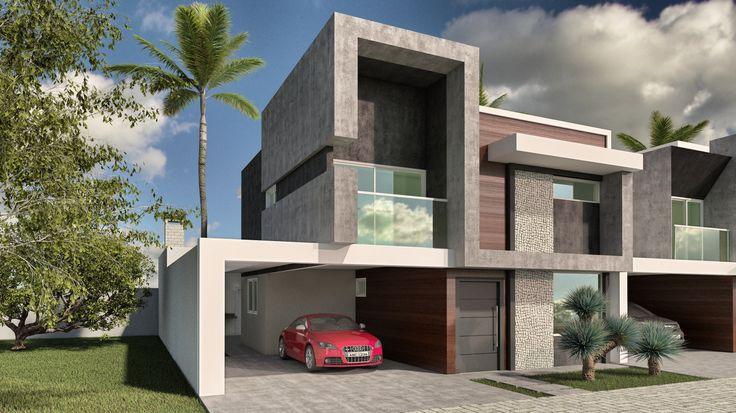 Projeto Unit arquitetos | Perspectiva House 02