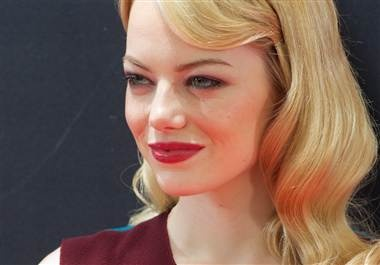 Clearly, Emma Stone is doing something right. (photo: Carlos Alvarez / Getty Images)Emma Stone