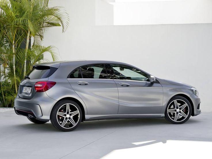 #Mercedes_benz #A250 sport .
