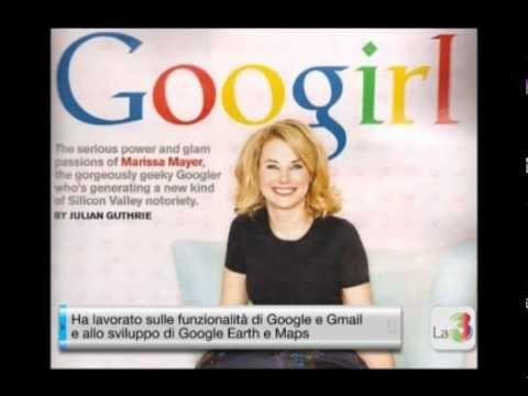 Girl Geek Dinners a Smart su La3, la storia di Marissa Mayer