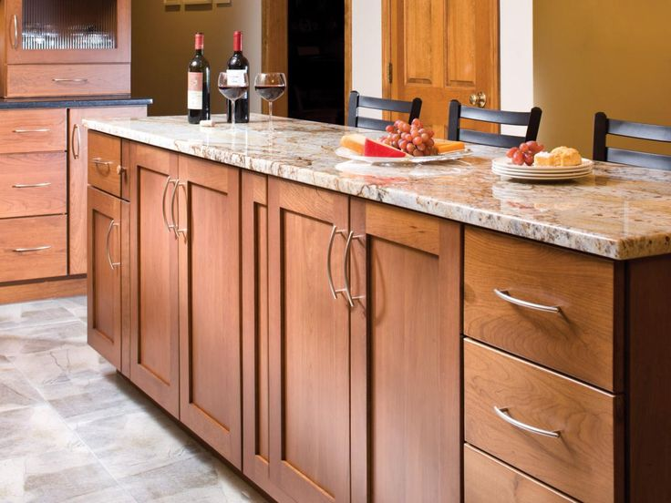 Cabinet In Kitchen Design best 25+ oak cabinet kitchen ideas on pinterest | oak cabinet