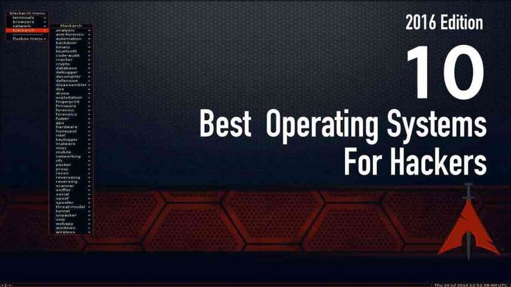 10 Best Operating Systems For Ethical Hacking And Penetration Testing