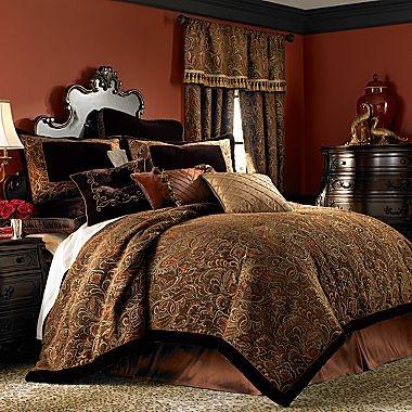 Chris Madden 174 Palme Chenille Comforter Set Amp More