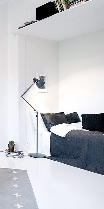 1000 Ideas About One Bedroom Apartments On Pinterest