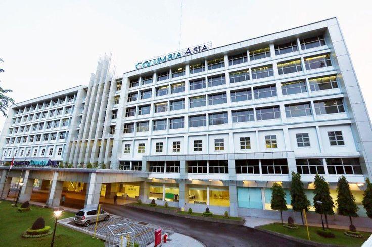 Rumah Sakit Columbia Asia Medan  Jl. Listrik No.2A, Medan, Sumatera Utara.   Telp. +6261 4566 368   E:customercare.medan@columbiaasia.com    www.columbiaasia.com/medan