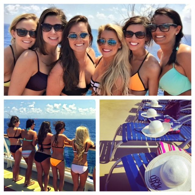 Brooke's Bachelorette Cruise to Mexico