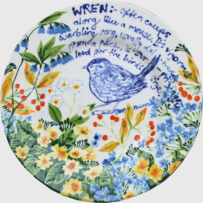 Wren - Sarah Papworth
