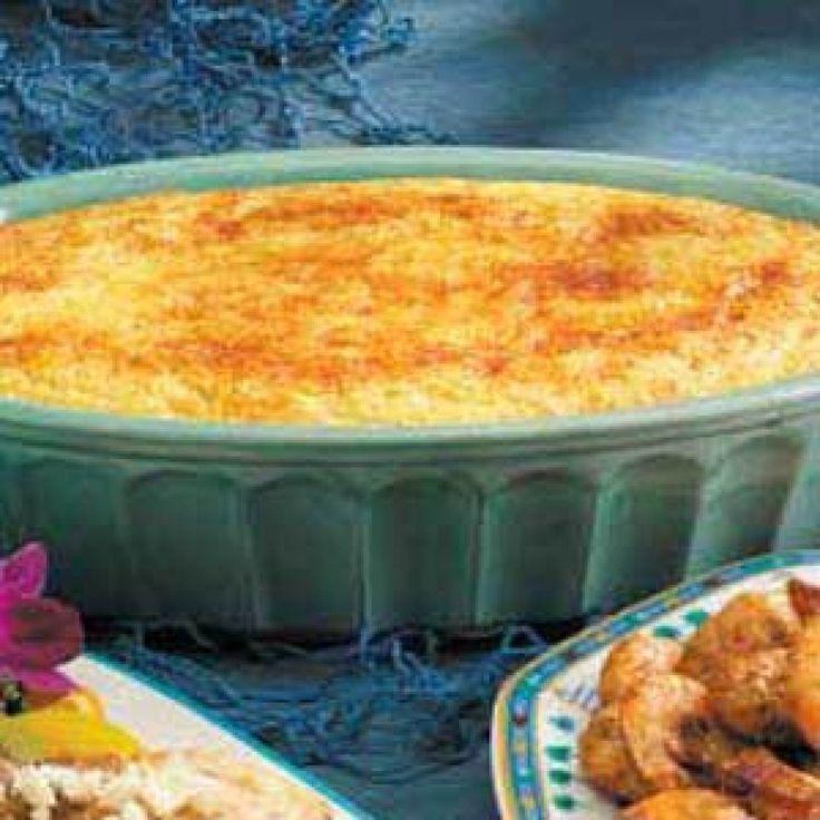 Yum... I'd Pinch That! | Corn Bread Pudding Recipe