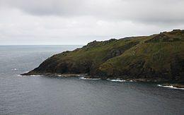 Land's End Land's End (Penn an Wlas in cornico) è un capo della penisola di Penwith, in Cornovaglia, Inghilterra, Regno Unito, celebre per essere il punto più a sud ovest della Gran Bretagna