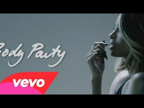 "Ciara, ""Body Party"" 