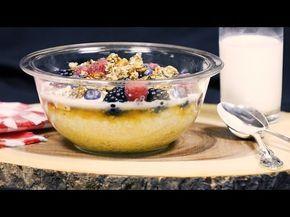 Perfect Porridge Recipe #LiveItLomaLinda