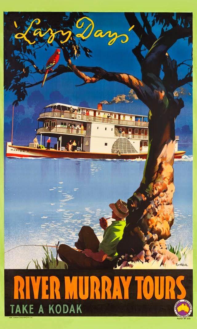 ART & ARTISTS: Vintage Travel Posters - part 3