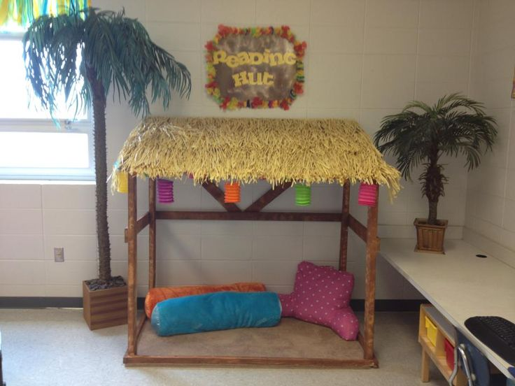 Reading Hut My Classroom Pinterest Beaches