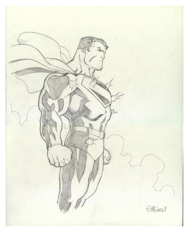 Superman  Ed McGuinness