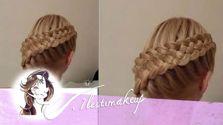 Diagonal 5 strand dutch braid tutorial  TRENZA DE 5 CABOS, TRES VERSIONES- Pedido Monica Mijangos