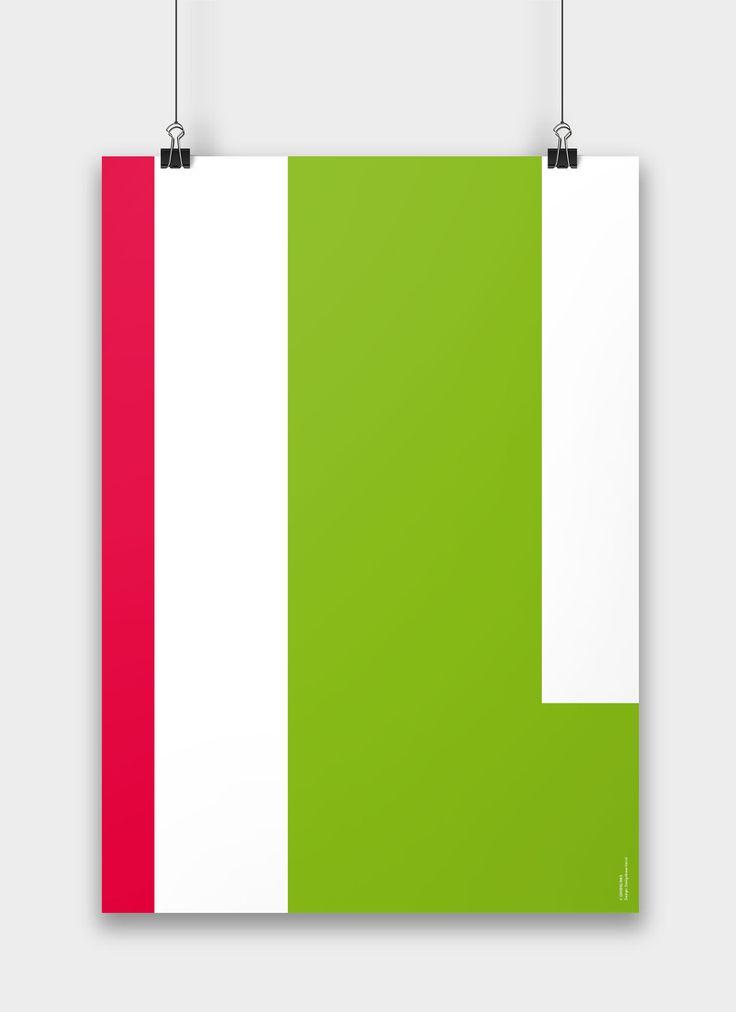 Politiek is een kunst! Verkiezingsposter GroenLinks 2017. Bij een verkiezingscampagne horen de bekende posters. Wat gebeurt er wanneer je de poppetjes en oneliners achterwege laat? #Groenlinks #verkiezingen #poster #minimal #design #kunst #verkiezingsposter #affiche #campagne #politiek #grafisch #designkwartier #politiekiseenkunst