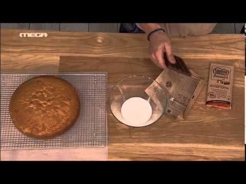 ΚΑΝΤΟ ΟΠΩΣ Ο ΑΚΗΣ: Βασιλόπιτα κέικ - YouTube