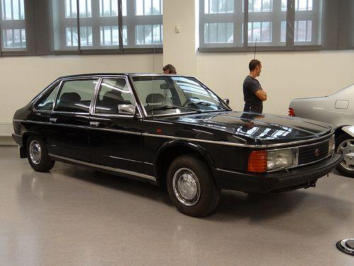1981 Tatra 613 Special