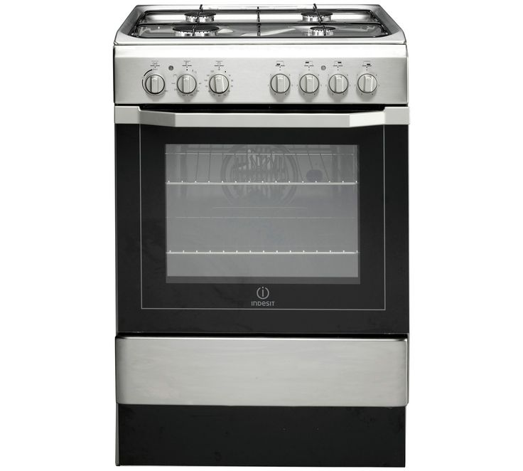 Has a drawer but no lid. Buy Indesit I6G52X/ Freestanding Cooker - S/Steel at Argos.co.uk, visit Argos.co.uk to shop online for Freestanding cookers, Cooking, Large kitchen appliances, Home and
