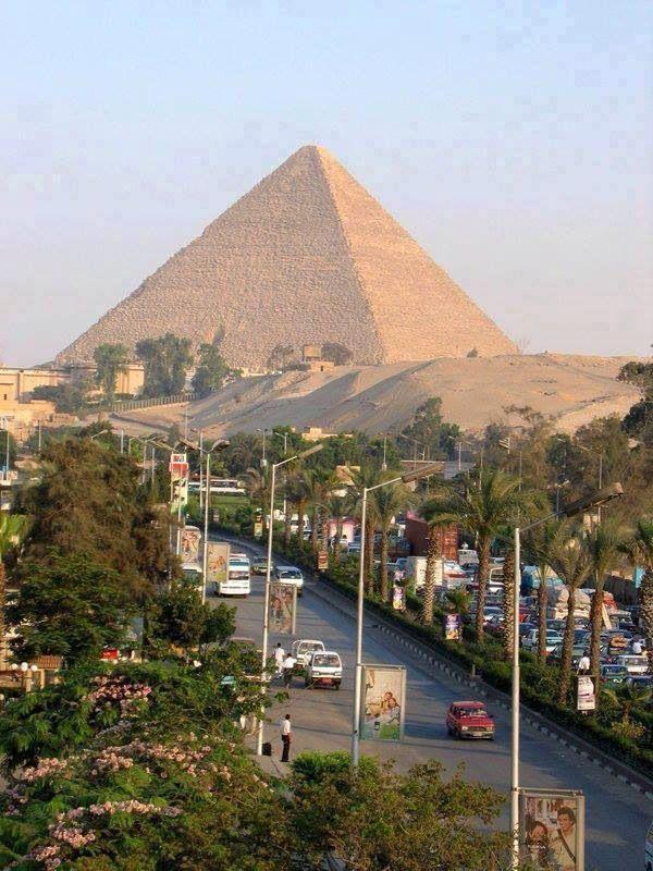 Piramide di Giza, Egitto