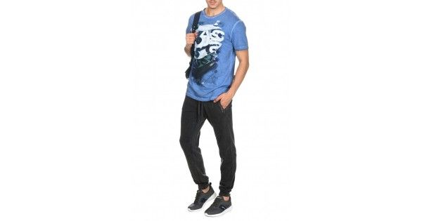 T-shirt λαιμόκοψη Gas Jeans. Σύνθεση 100% cotton. e-funky.gr