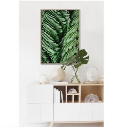 """Ferntree"" Canvas Print | Framed"