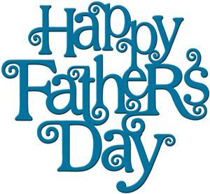 Silhouette Design Store - View Design #27993: 'happy father's day' word art