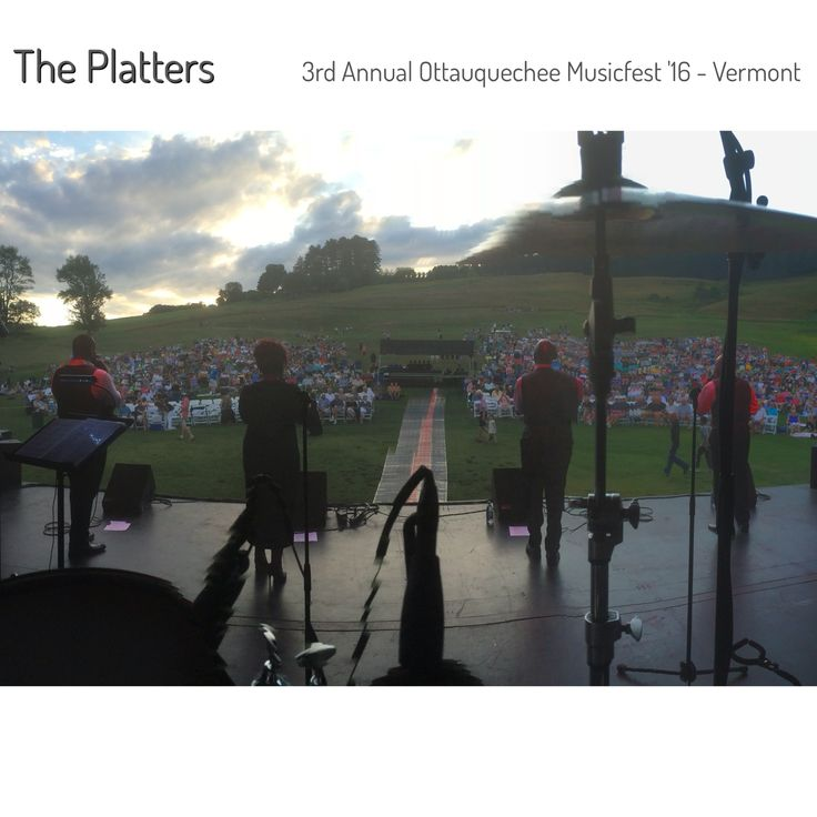 #Sergio #Bellotti on #drums with #The #Platters & #The #Drifters at  The Quechee Club #Vermont  Jeff Jacobson #bassplayer Norwood Pearson #guitarist Michael Larson #piano #vicfirth #YamahaDrums #Remo #Zildjian #1blog4u #ModernDrummer #DrummerCafe #drummer