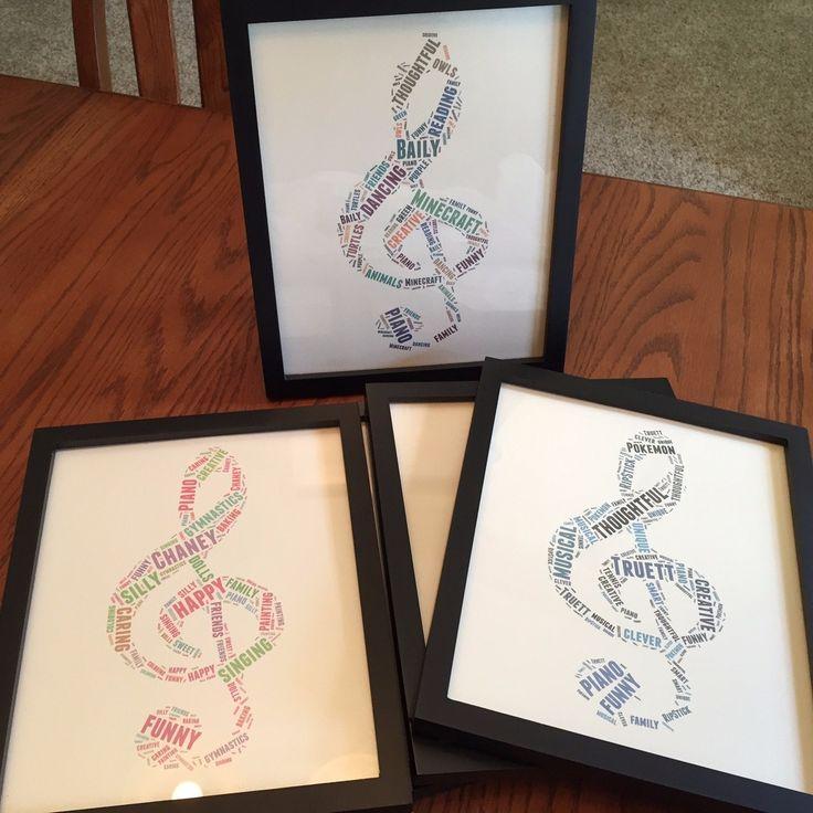 Best 25+ Music teacher gifts ideas on Pinterest   Music gifts ...