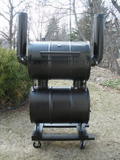 25 Best Ideas About Barrel Smoker On Pinterest Diy