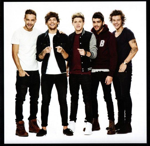 Os One Direction dedicam o seu prémio ao ex-membro