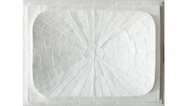 Jan Schoonhoven 'Schotelrelief'