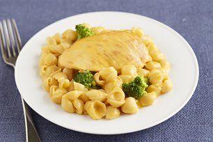 Chicken & Broccoli Skillet recipe