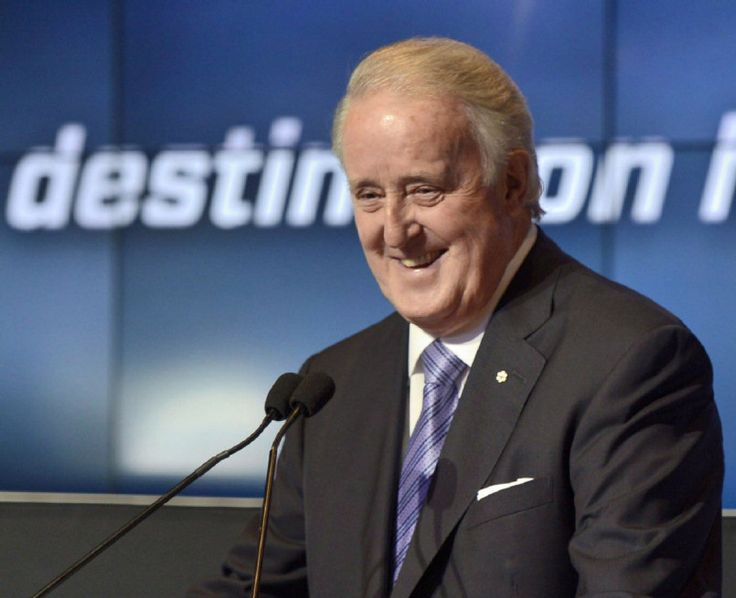 Brian Mulroney gives Stephen Harper piece of his mind | Toronto Star