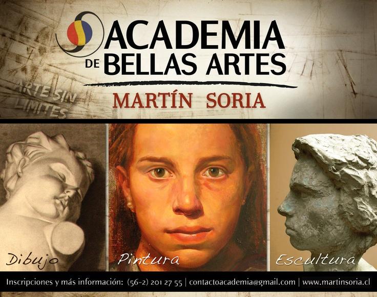 Curso Intensivo en los procedimientos técnicos de la pintura y escultura   www.martinsoria.cl