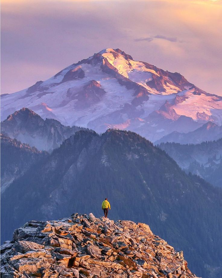 Hiking Glacier Peak #outdoor #NewZealand