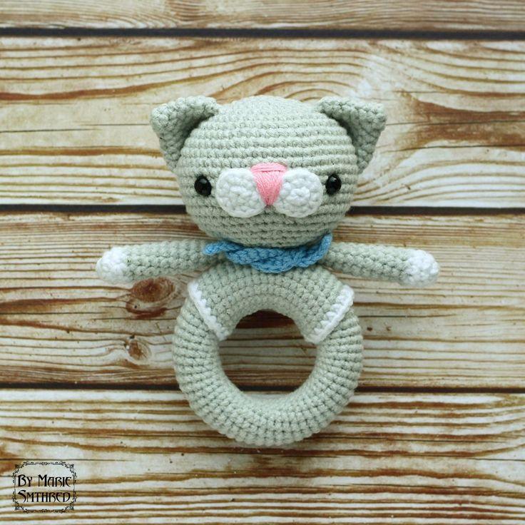 Marie Smthred Kitten Rattle