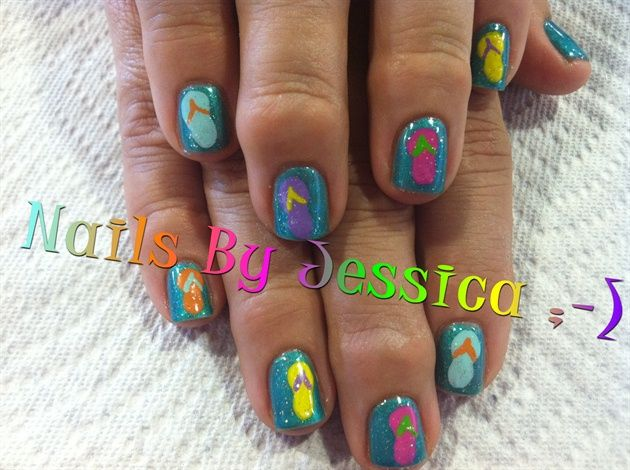 Shellac - Nail Art Gallery by NAILS Magazine