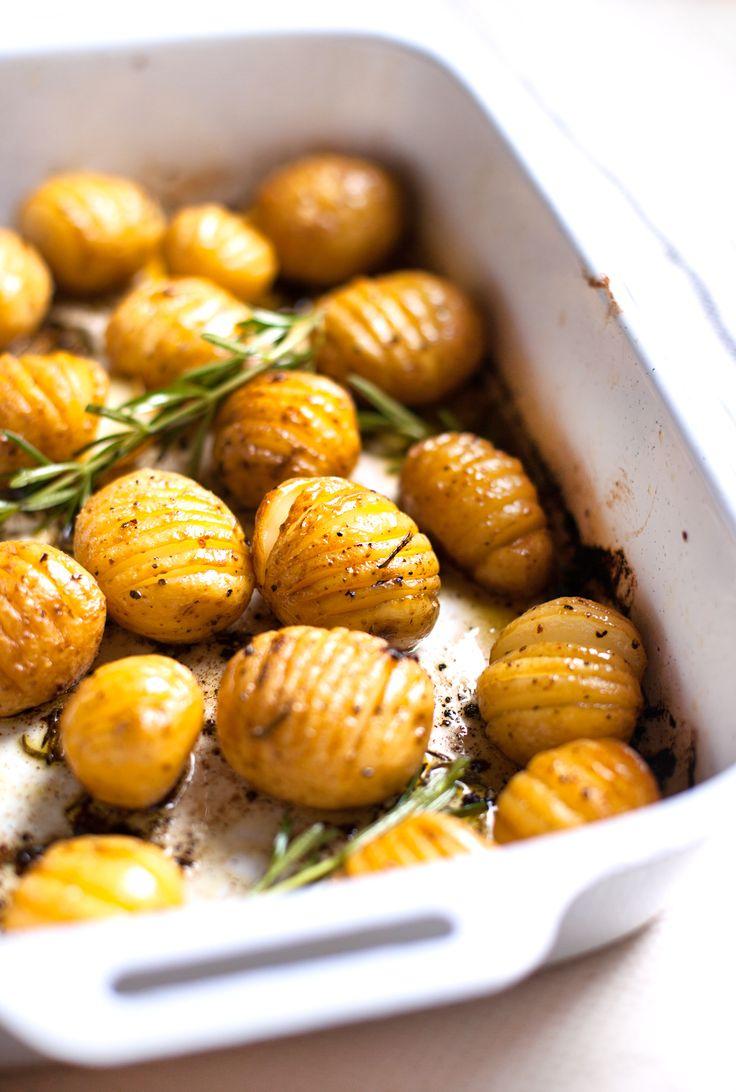 Rosemary and Lemon Roast Potatoes.