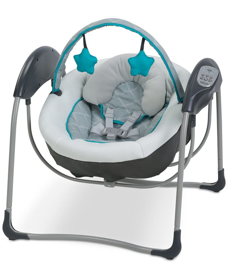 Graco Baby Glider Lite Swing - Finch