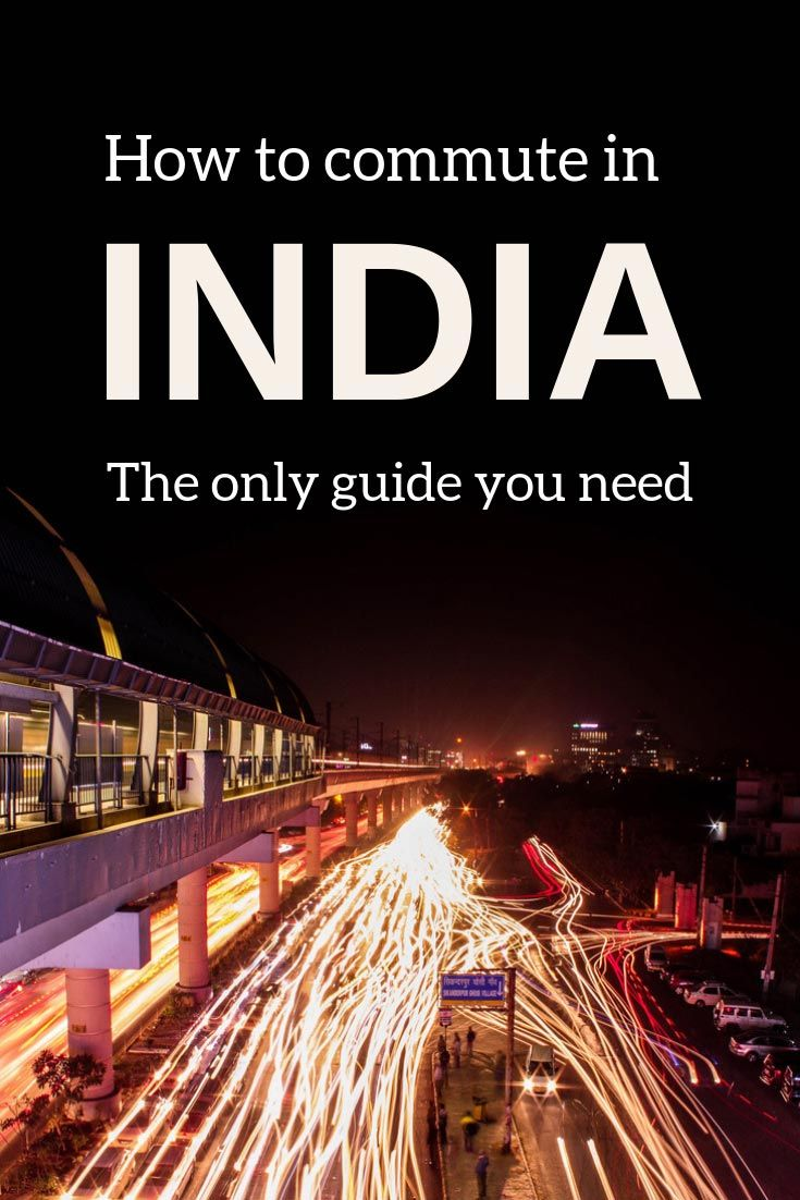Transport in India: a definite guide to commute in India