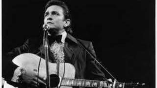 """Johnny Cash, the Man in Black, singing """"Cocaine Blues.""""  What a singer/songwriter this man was!  My dad and I loved him, although I don't think this song was one of my dad's favorites.  LOL"""