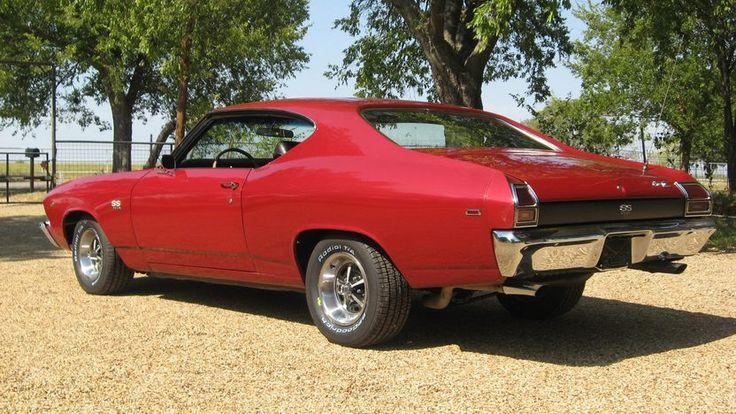 1969 Chevrolet Chevelle SS | S10 | Dallas 2011   – Autos