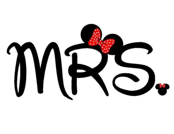Minnie Mouse MRS.